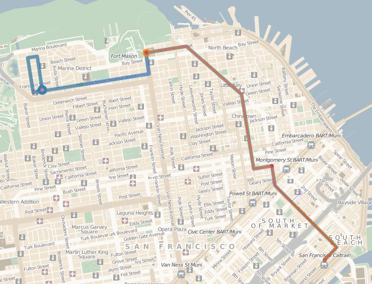 Visualizing Muni Routes | OnTrak Journal on samtrans route map, san francisco route map, wrta route map, c-tran route map, ac transit route map,